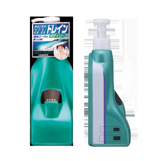 さっぱり洗えるボディソープ(北海道新幹線H5系)